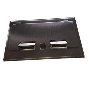 Fangsheng waterproof electrical floor box Specifications: 1. Manufacturer factory;  2. ISO9001,CE certificated ; 3. Stainless steel type;  4. Type :FS-04;