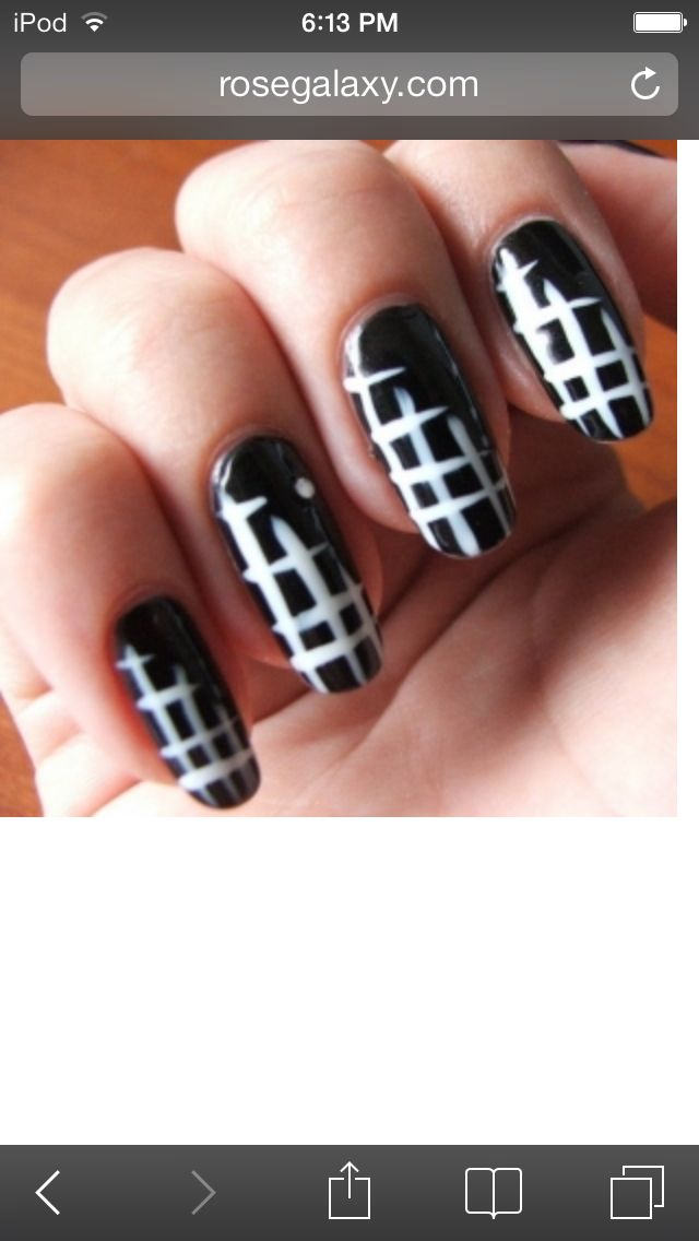 Emo nails | HOT STYLES FOR HAIR ( for him or her) As well As Stylish NaiI  Ideas:)