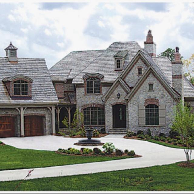17 Best I Love All Brick Homes Images On Pinterest Brick
