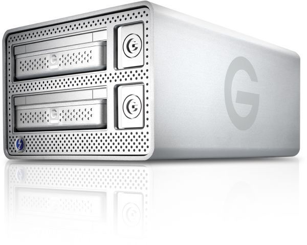 G-Technology 2TB G-DOCK ev with Thunderbolt Storage System price, review and buy in UAE, Dubai, Abu Dhabi | Souq.com