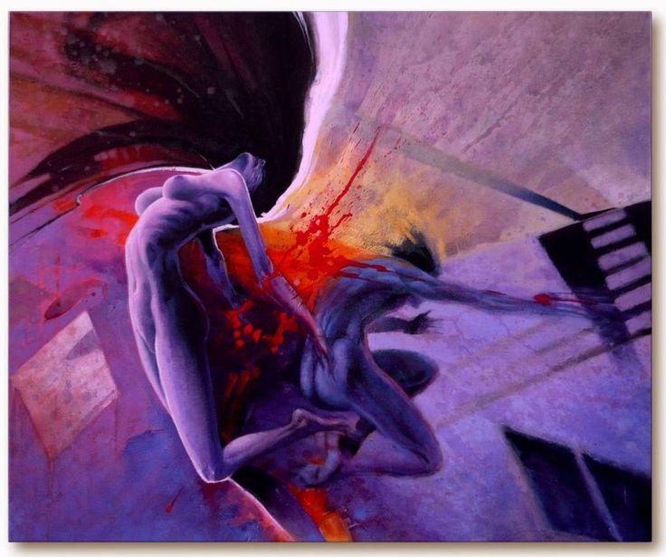 Point of collision by delacruz-art on DeviantArt