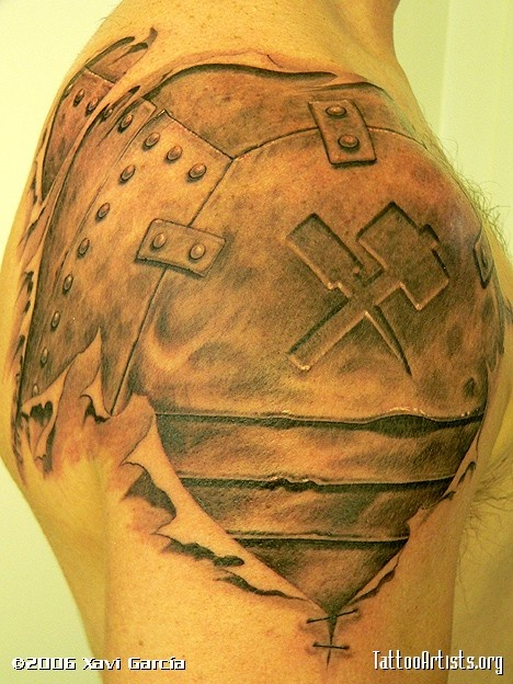 9 best images about armour tattoos on pinterest half sleeves mike d 39 antoni and armour. Black Bedroom Furniture Sets. Home Design Ideas