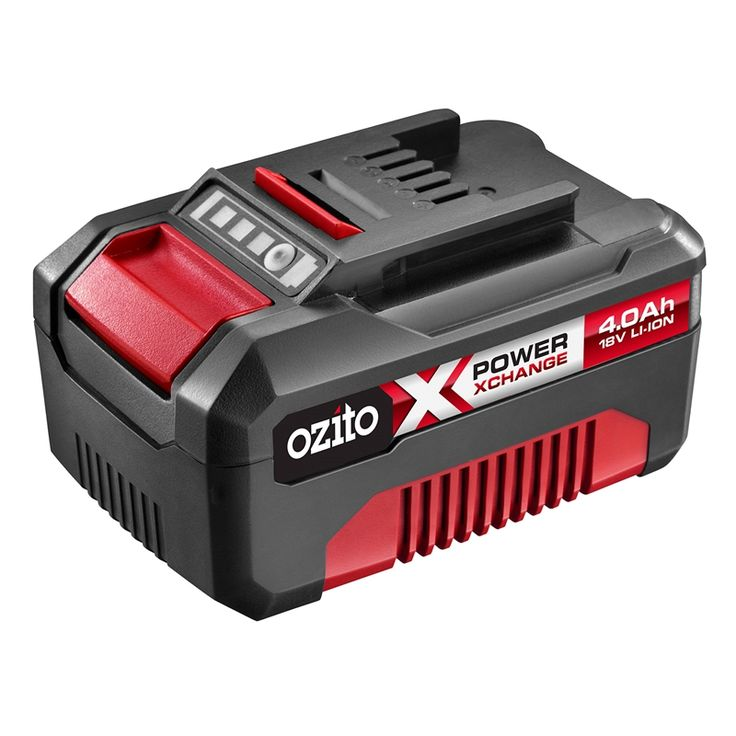 Ozito PXC 18V 4.0Ah LithiumIon Battery Ideal tools