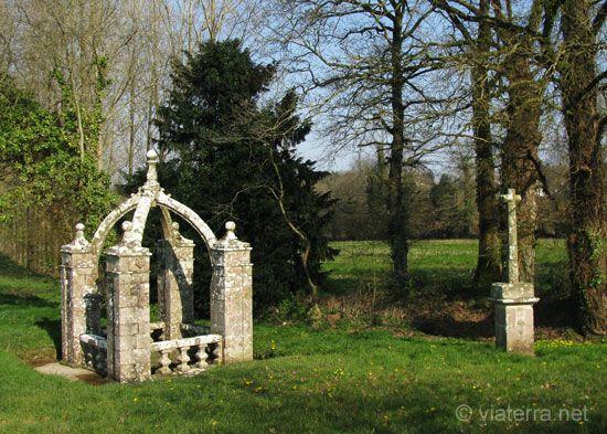 fontaine saint fiacre radenac