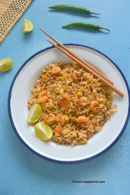 Prawn Fried Rice