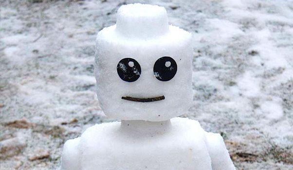 Article : 22 idées de bonhommes de neige à faire cet hiver :