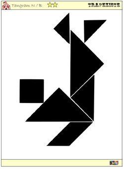 Les puzzles géométriques