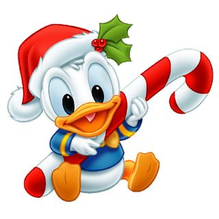 Disney Babies Clip Art | Cartoon Christmas Clip Art