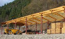 Case din busteni   Case de lemn   Case beam and post   Constructor case lemn