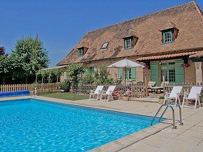 Chez Patou20in Dordogne and Lot