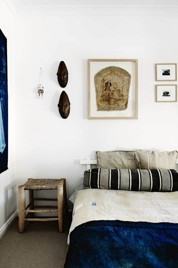 An Australian Country Home Home Australian Homes Tribal Bedroom
