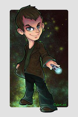 Doctor Who Fan Art | Doctor Who By Cute Loot