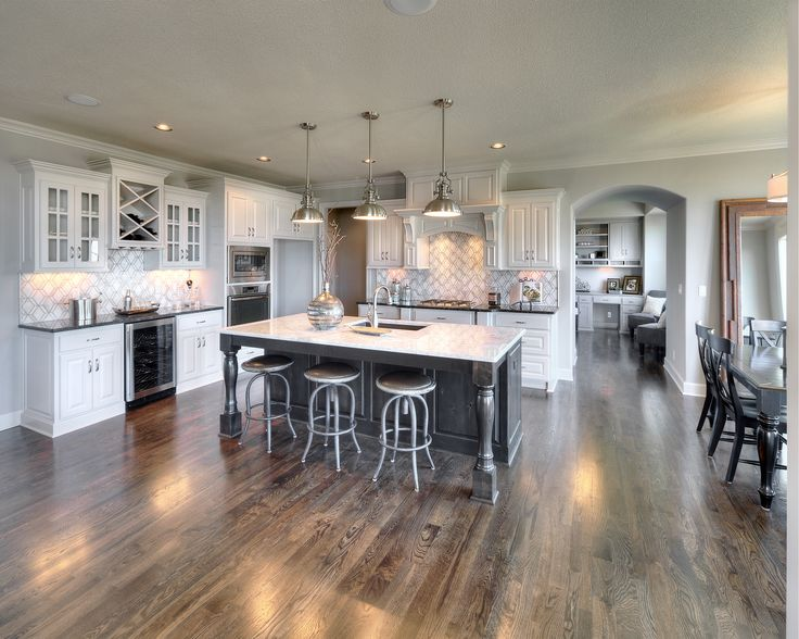 Model Home White Kitchen 51 Best Model Homes Images On Pinterest  Model Homes Kansas City