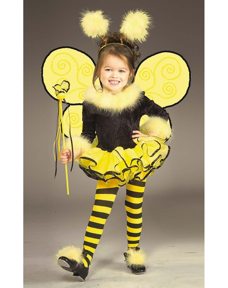 Idea for Bumble Bee Costume this Halloween  sc 1 st  Pinterest & 284 best Carnaval images on Pinterest | Children costumes Carnivals ...