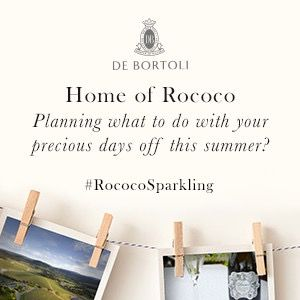 De Bortoli Wines: If you're looking for a short break over the holidays, why not indulge with a visit to our De Bortoli Yarra Valley Estate? We'd love to show you around. Here are just a few reasons to jump in the car and visit the home of #RococoSparkling.