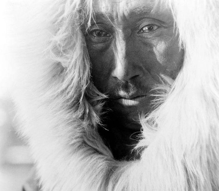 Jajuk, Selawik from northwestern Alaska, circa 1929 (Credit: Edward S. Curtis/Library of Congress)