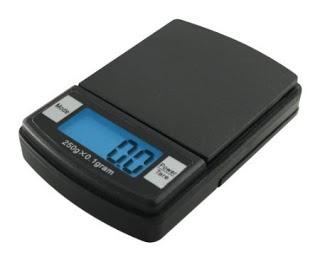 Homebrew Finds: Fast Weigh MS-500-BLK Digital Gram Scale - $6.19!