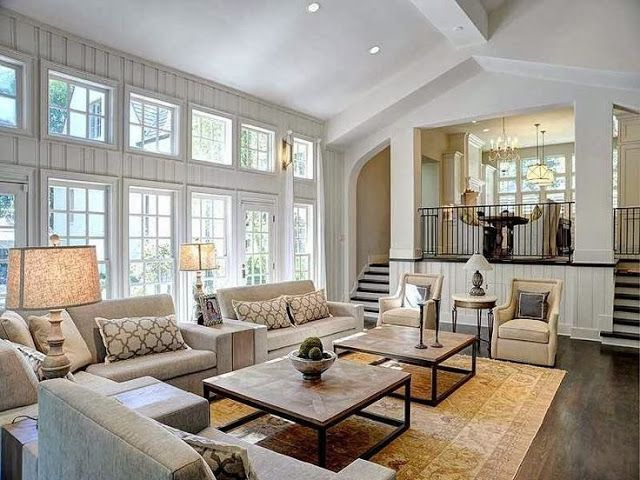 Large Great Room Ideas Part - 24: 50 Favorites For Friday (#114). Sunken Living RoomLarge ...