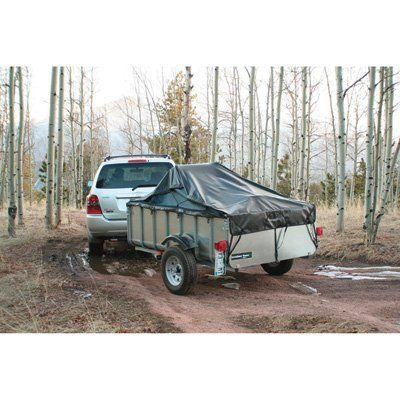 Let's Go Aero LittleBig Tarp Tonneau Cover for LittleGiant Trailer - Model# A...