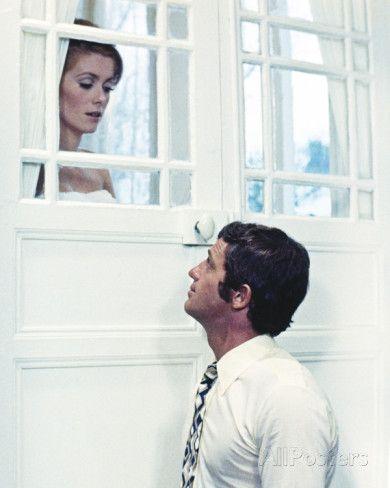 Catherine Deneuve dans La Sirène du Mississipi, film de Francois Truffaut avec Jean-Paul Belmondo, 1969 Photographie sur AllPosters.fr