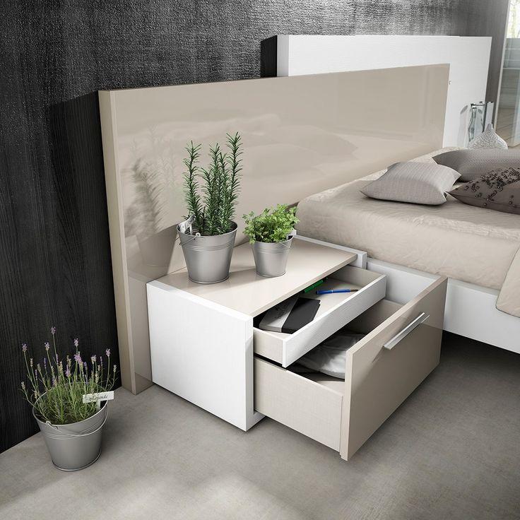 M s de 25 ideas incre bles sobre dormitorios modernos en - Dormitorio diseno moderno ...