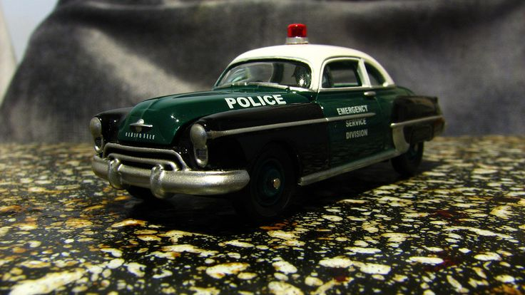 1950 OLDS POLICE CAR | Flickr - Photo Sharing!