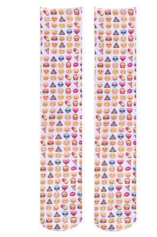 emoji socks - photo #46