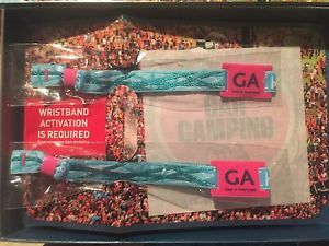 Two GA Tickets Coachella Weekend 1 Apr 15 17 2016 Indio CA with Car Camping Pass | eBay