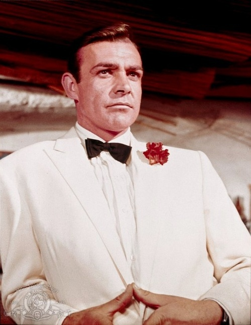 Sean Connery- Goldfinger 1960