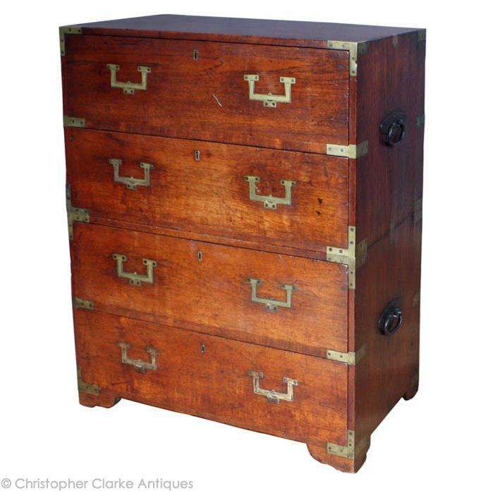 Best 123 Best Images About Antique Campaign Furniture On 400 x 300