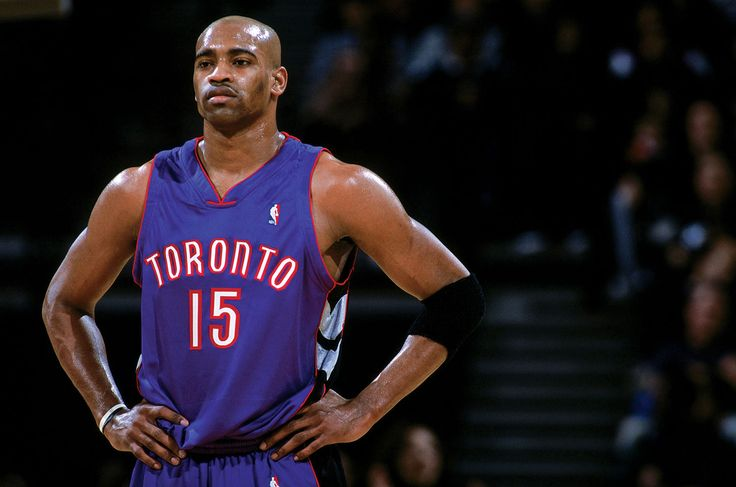One and only Vince Carter
