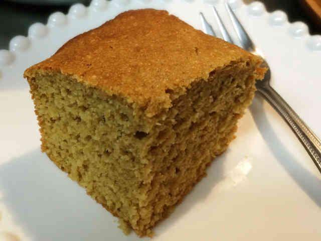 小麦粉不使用の美肌★米ぬかケーキの画像