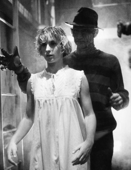 Horror Movies - A Nightmare on Elm Street