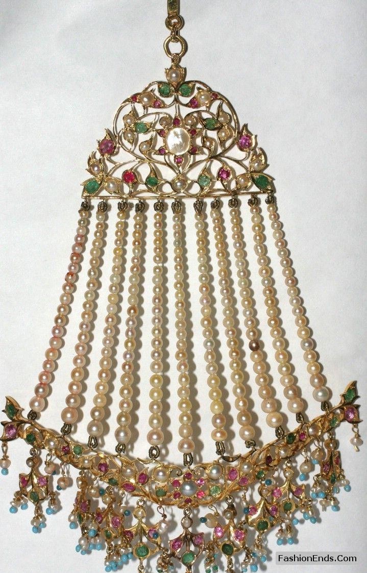 Latest Jhumar Bridal Jewellery