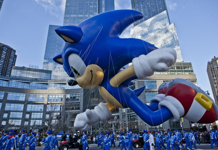 macy's thanksgiving day parade 2015 | 2015 Macy's and Chicago Thanksgiving parade balloons | Anthony's Notes