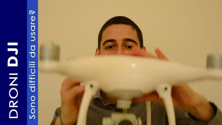#0 I droni della DJI sono difficili da usare? | Mavic, Phantom, Inspire ...