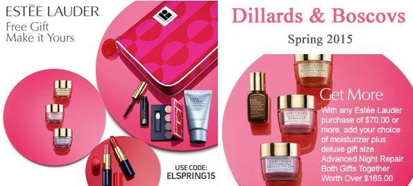 Estee Lauder GWP @ Dillard's and Boscov's. http://cliniquebonus ...