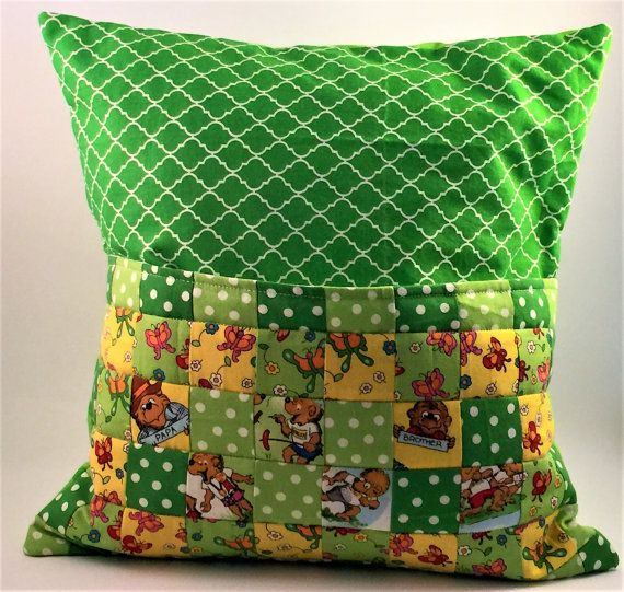 Berenstain Bears Story Time Pillows