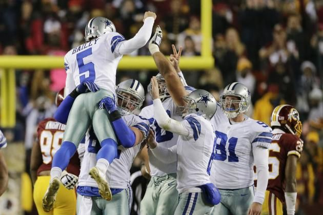 Cowboys vs. Redskins: Score and Twitter Reaction for Monday Night Football