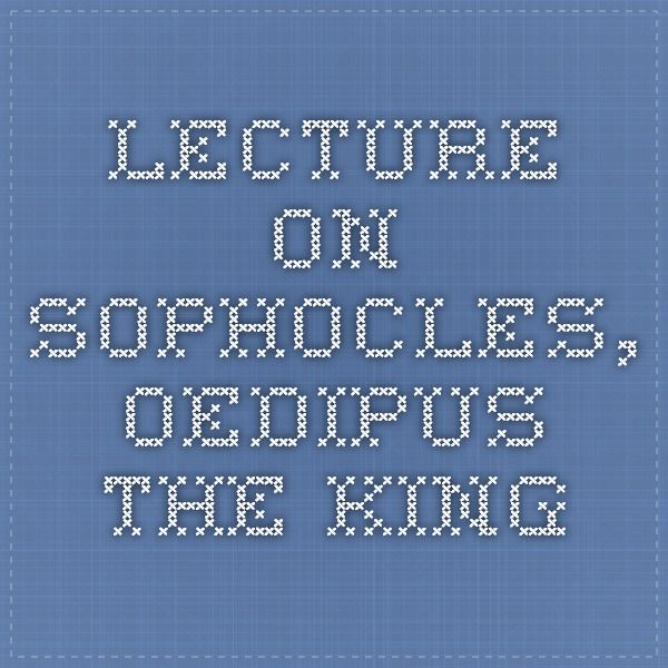 "sophocles oedipus the king and shakespeares hamlet essay Refer to our qualified authors and get your essay written starting at just $1390 a page get your essay written starting at just $1390 a page character analysis of prince hamlet in ""hamlet"" by william shakespeare and oedipus in ""oedipus king"" by sophocles in aristotle's literary discourse, ""poetics,"" he discusses his theory of tragedy, wherein he introduces the concepts of ."