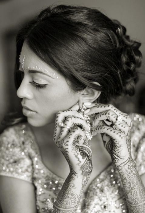 Indian Wedding #Bride | #Photography