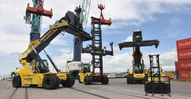 container handlers