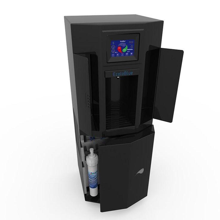 EcoloBlue 30ME Maximum Efficiency Alkaline Atmospheric Water Generator