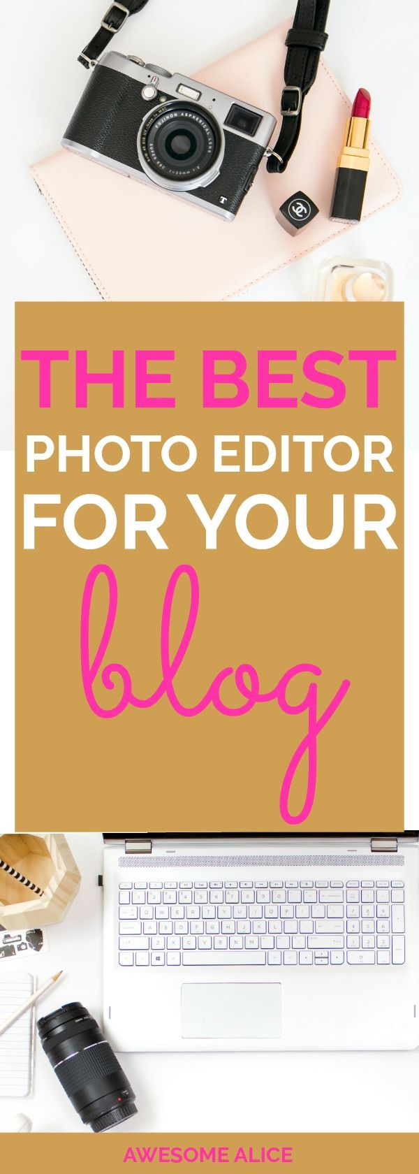 Do you want to learn how to take beautiful photos and how to edit them for your blog? Picmonkey is the best photo editor online and they have tons of tutorials for you if you are a beginner. Click to sign up today! #Affiliate #blogger #bloggingtips #phototips #howtoeditphotos