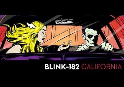 #Blink 182 - #california - cd #album ,  View more on the LINK: 	http://www.zeppy.io/product/gb/2/322234576354/