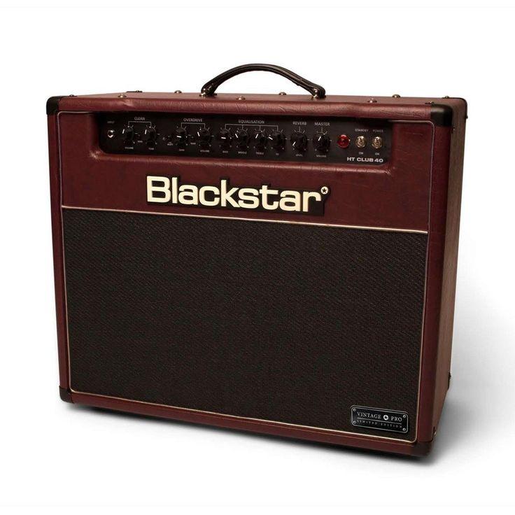 Blackstar HT Club 40 Vintage Pro Ltd Ed 1x12 Combo