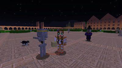 Orphea2012 Youtube et Minecraft: Minecraft   Monstres au près de moi, squelette, cr...
