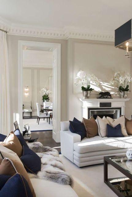 582 best Traditional living room images on Pinterest | Living room ...