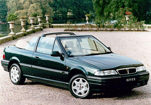 Rover 216 Cabrio 1993–97