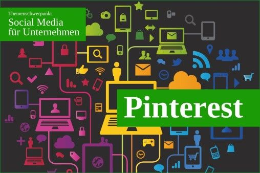 Visuelles Marketing mit Pinterest via upload-magazin.de Bild: © Julien Eichinger - Fotolia.com